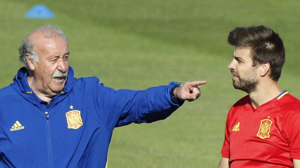 Del Bosque, sobre la ausencia de Rodri y Asensio en la España Sub'21: