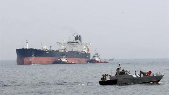 Grave incidente entre Irán y un petrolero británico en Ormuz