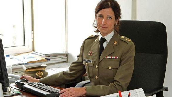 Patricia Ortega, primera mujer general en la historia de las Fuerzas Armadas españolas