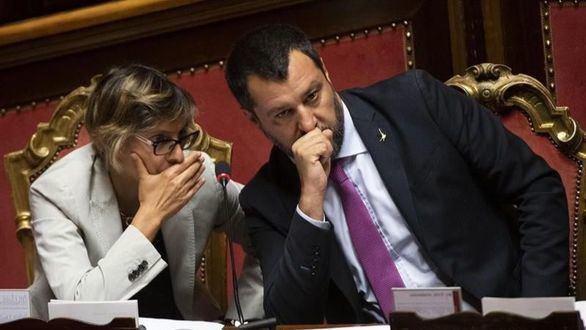 Posible injerencia rusa en el ascenso del ultraderechista Salvini: él y el Kremlin lo niegan