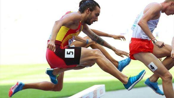 Diamond League. Carro, nuevo récord de España en el 3.000 metros obstáculos