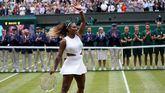 Serena Williams, feminista: 'Cuando no luche por la igualdad estaré en la tumba'