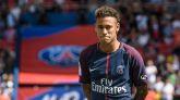 Neymar vuelve a hacer un guiño al Barcelona pero Hacienda se cruza