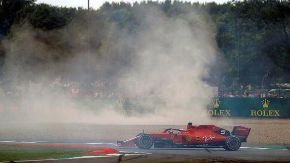 GP Gran Bretaña. Hamilton gana en Silverstone y Vettel comete otro error grosero