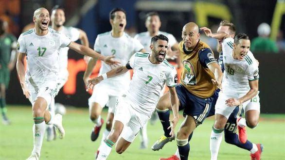 Copa de África. Senegal y Argelia jugarán la final, con Mahrez como estrella