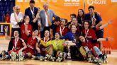 Mundial femenino. España se proclama campeona tras derrotar a Argentina en la final