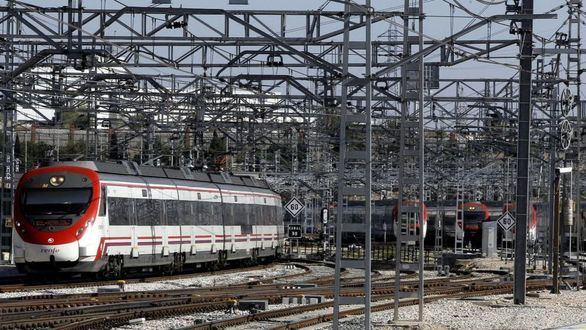 Más de 300 trenes cancelados por la huelga de Renfe