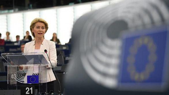 Von der Leyen, primera presidenta de la Comisión Europea