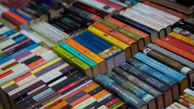 El sector del libro en 2018: el formato digital se estanca y suben las ventas en Internet