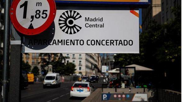 La Justicia confirma la suspensión de la moratoria de multas de Madrid Central