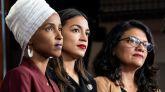 El Congreso de EEUU reprueba los 'tuits' xenófobos de Donald Trump