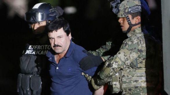 'El Chapo', condenado a cadena perpetua
