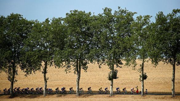 Tour de Francia. 'Pocket Rocket' Ewan hace honor a su mote en Toulouse