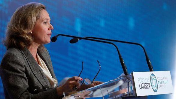 El G7 europeo sugiere a Nadia Calviño para dirigir el FMI