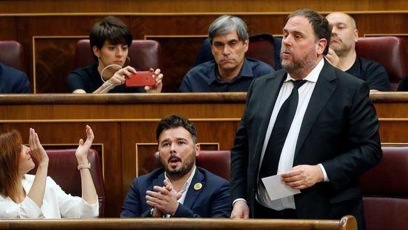 Recurso del PP contra las fórmulas de acatamiento de los diputados independentistas