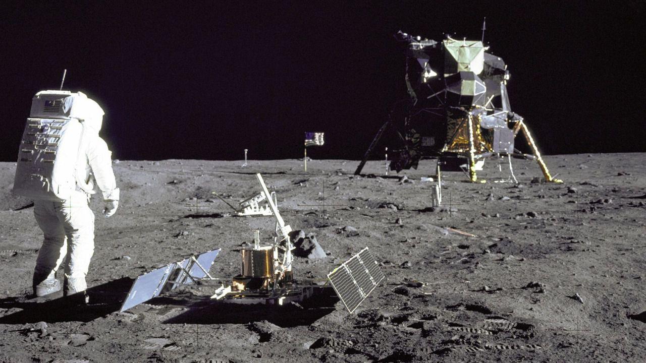 50 años después, el hombre se prepara para volver y quedarse en la Luna