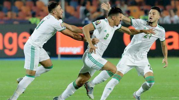 Argelia conquista ante Senegal su segunda Copa África