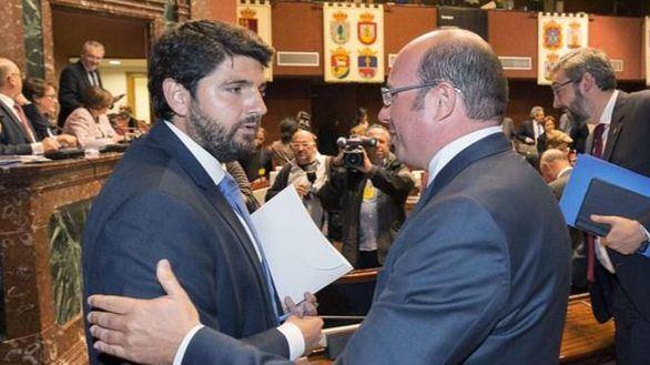 López Miras irá a una segunda investidura tras el apoyo de Vox