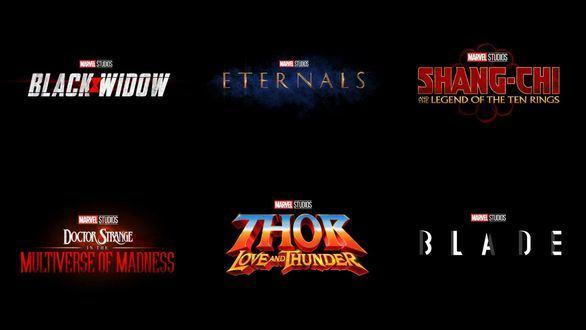 Fase 4 de Marvel: Eternos, nuevo Blade y Natalie Portman como nueva Thor