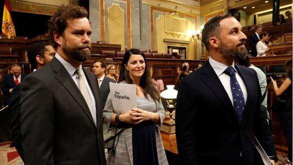 Los otros protagonistas de la investidura: Batet, Vox y los diputados suspendidos