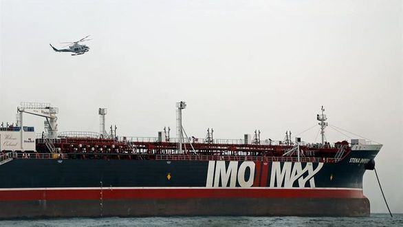 Londres propone mandar militares al estrecho de Ormuz