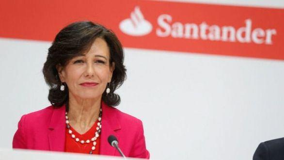 Santander obtiene un beneficio atribuido de 3.231 millones