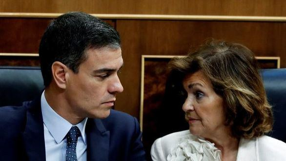Sólo Revilla apoya a Sánchez en la primera votación de la investidura