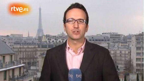 David Picazo, nuevo jefe de Internacional de los informativos de TVE