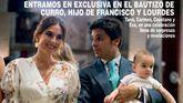 Francisco Rivera bautiza a su hijo y Omar Montes intenta volver con Isa Pantoja