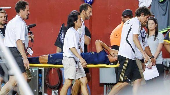 Se confirman los peores presagios para Asensio: rotura del cruzado anterior