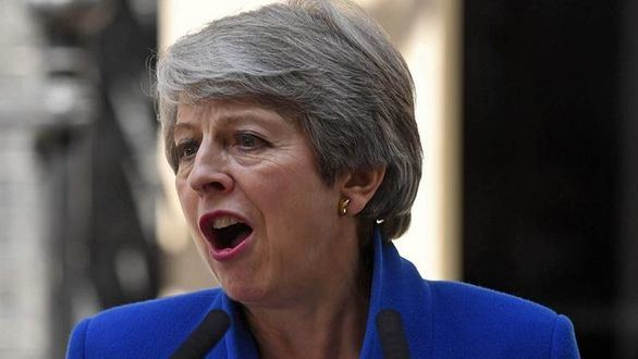 May se despide pidiendo un brexit