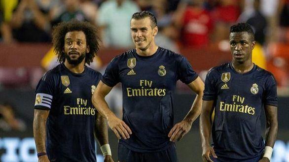 Real Madrid: remontada, reaparición de Bale y lesión de Asensio
