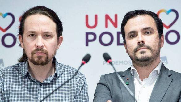 IU se desmarca de Podemos y le exige que pacte con el PSOE
