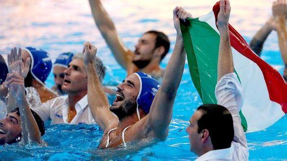 España se queda al borde la gloria ante Italia  5-10