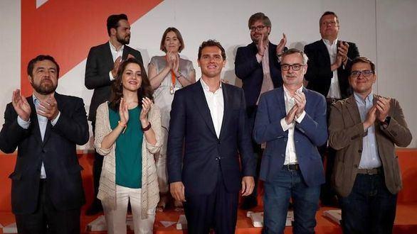 Rivera justifica su 'no' a Sánchez por los acuerdos con el separatismo