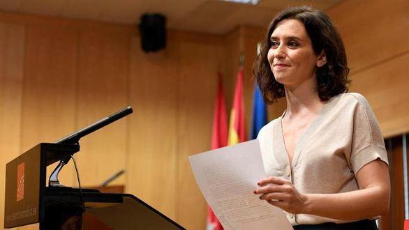 Cerrado el acuerdo PP-Cs-Vox para gobernar la Comunidad de Madrid