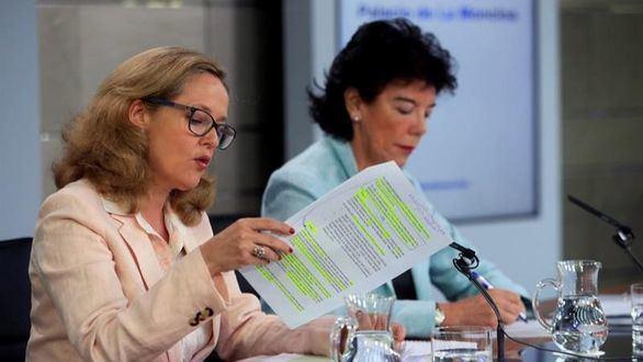 El Gobierno culpa ahora del frenazo económico a la abstención de PP y Ciudadanos