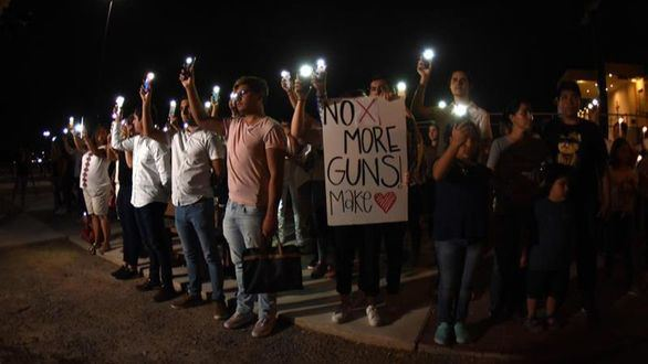 Dos tiroteos causan al menos 30 muertos en Estados Unidos