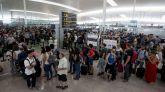 Imagen de archivo del aeropuerto de El Prat.