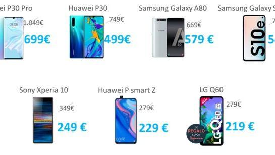 Movistar facilita este verano la compra de móviles al mejor precio garantizado