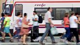 Huelga de aeropuertos, trenes y metro en pleno verano