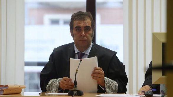 El juez Andrés Sanchez Magro