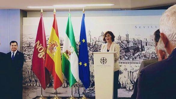 Calvo, como Pajín o Zapatero: