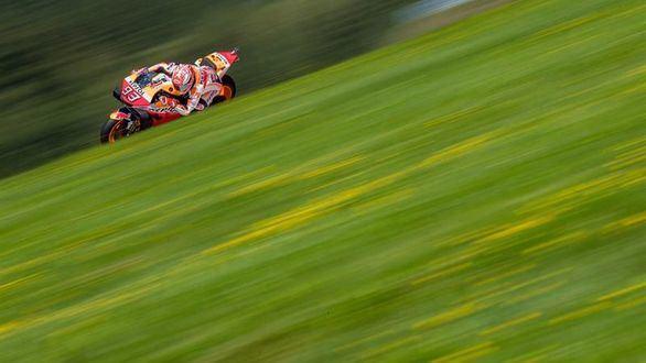 GP de Austria. A Márquez se le quedan cortos los récords