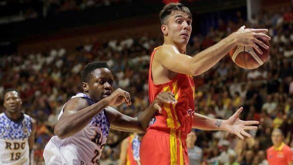 España arrolla a Congo y se lleva el Torneo de Málaga  96-64