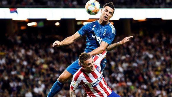 Joao Félix muestra galones ante la Juventus |2-1
