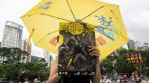 Hong Kong, al borde de la rebelión civil