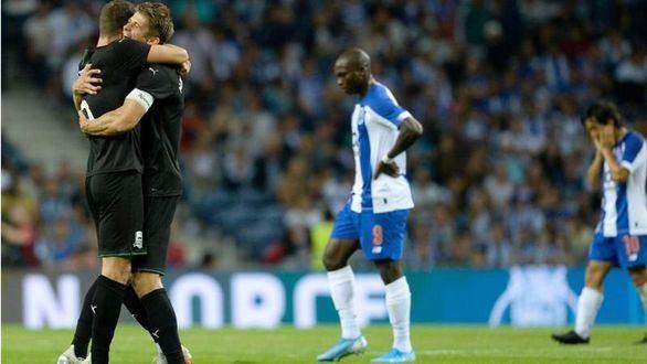 Sorpresa en la fase previa: el Oporto se queda sin Champions