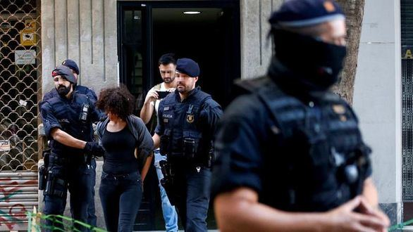 Cuatro apuñalamientos en Barcelona en menos de 48 horas