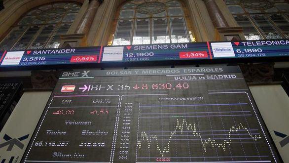 El Ibex entra en pérdidas anuales
